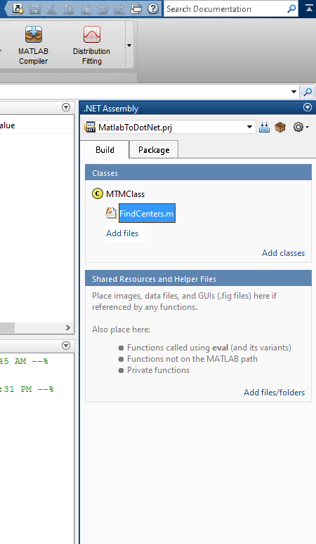 How to Use Matlab Code in WEB API(or generally  NET)? – Mehmet Taha